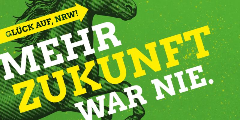 Wahlprogramm Grüne NRW