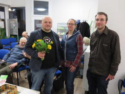 Nominierung von Maik Babenhauserheide für die Bundestagswahl 2017 im Wahlkreis Herford Bad Oeynhausen