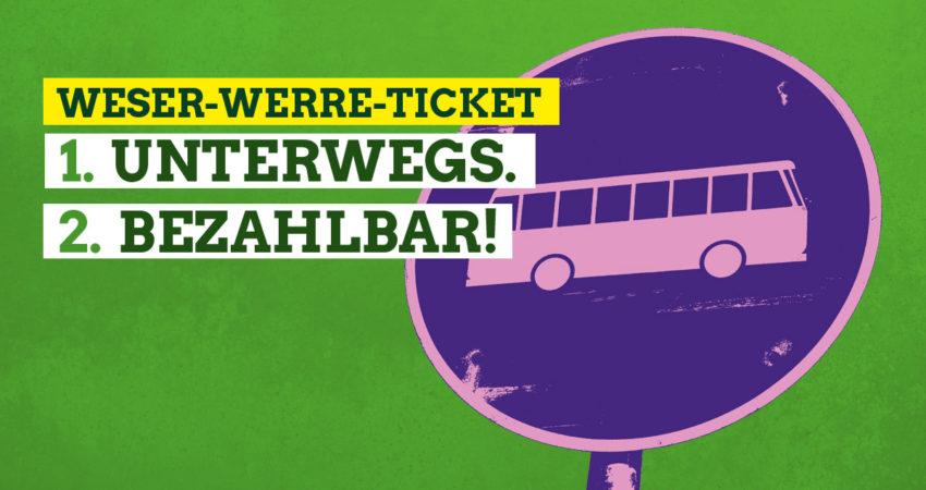Weser-Werre-Ticket