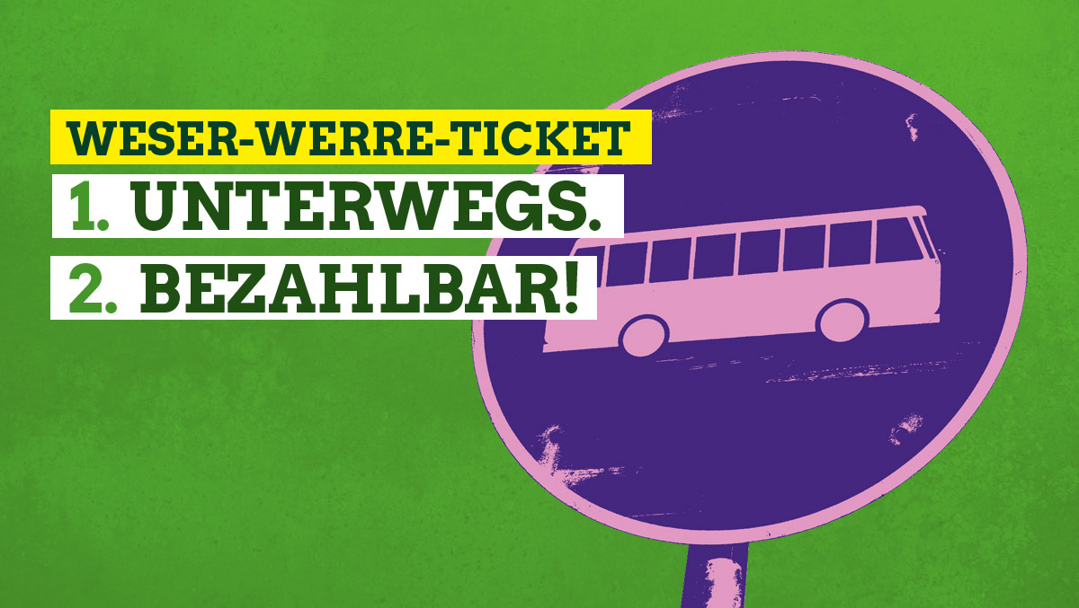 Weser-Werre-Ticket