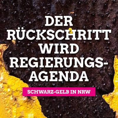 Schwarz-Gelb in NRW