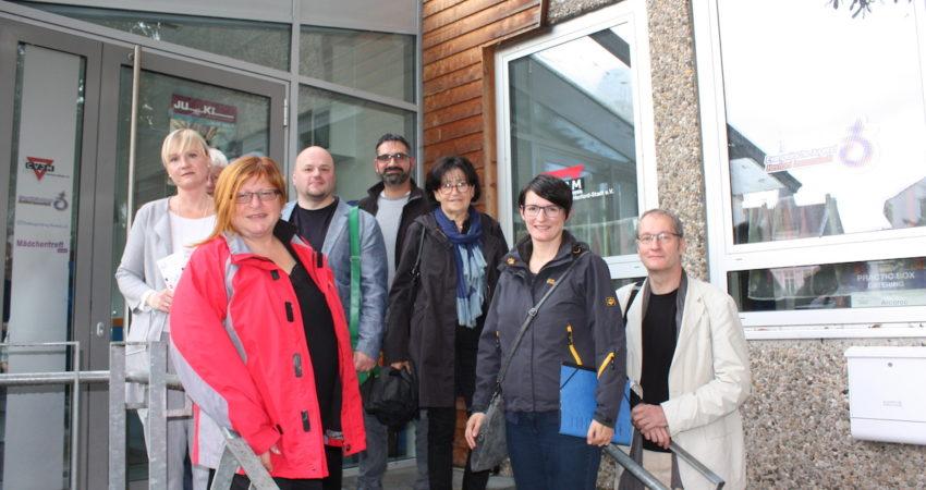 Irene Mihalic bei Demokratie leben in Herford